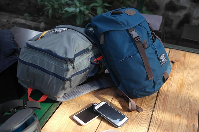 Tout ce qu'il faut avoir dans un sac de voyage