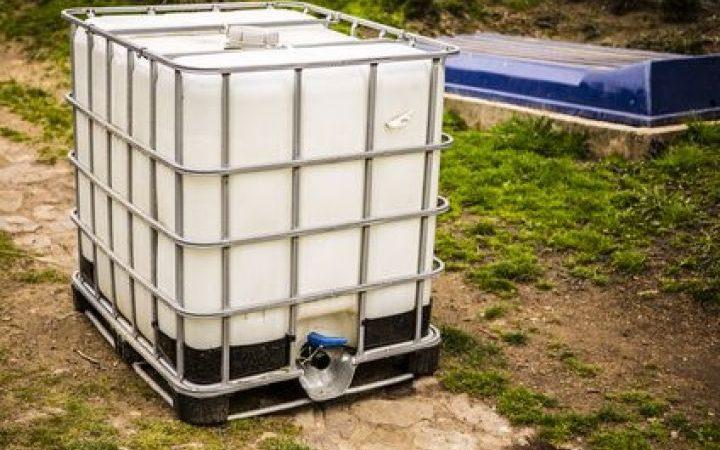 Les différents types de cuves de récupération d'eau de pluie